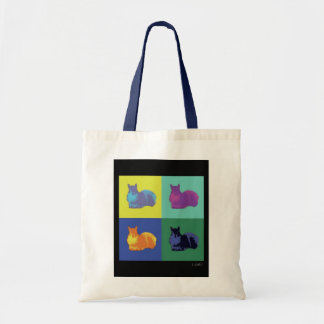 Pop Art Squirrel Bag
