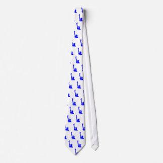 Pop Art Style Statue of Liberty Tie