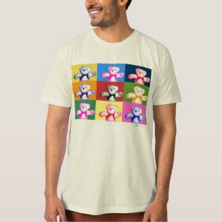 Pop Art Teddies Toddler Shirt