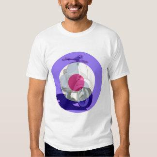pop art  tee shirts