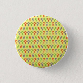 Pop Art Venus Button