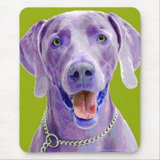 Pop ART Weimaraner Mouse Mat