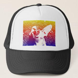 Pop art Weimaraner Trucker Hat