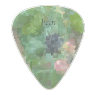 Pop Art Wild Blackberry Guitar Pick