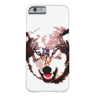 Pop Art Wolf iPhone 6 Case Barely There iPhone 6 Case