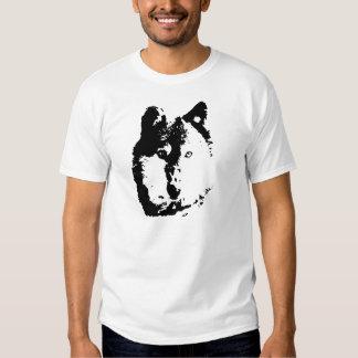 Pop Art Wolf T-shirts
