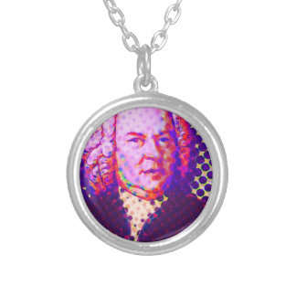 Pop Bach Personalized Necklace