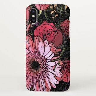 Pop bouquet iPhone case