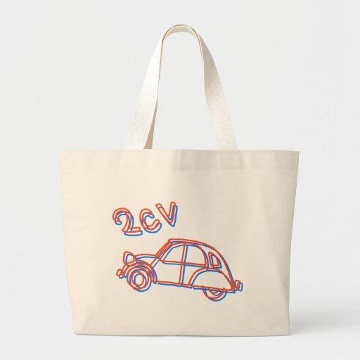 pop car bag