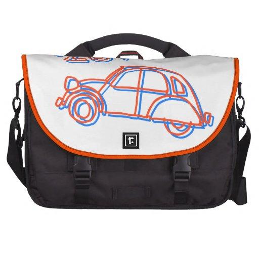 pop car commuter bags