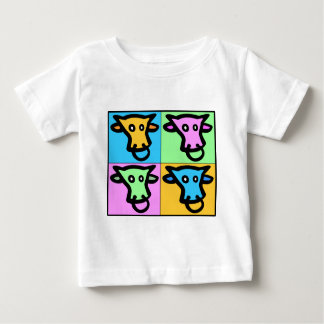 Pop Cow Baby T-Shirt