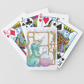 Pop Dragon Bicycle Playing Cards