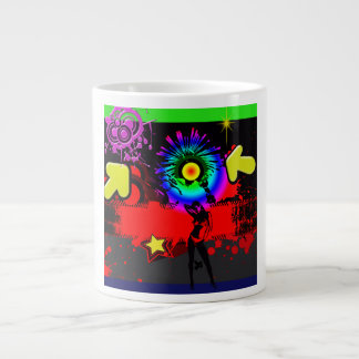 Pop Explosion Jumbo Mug