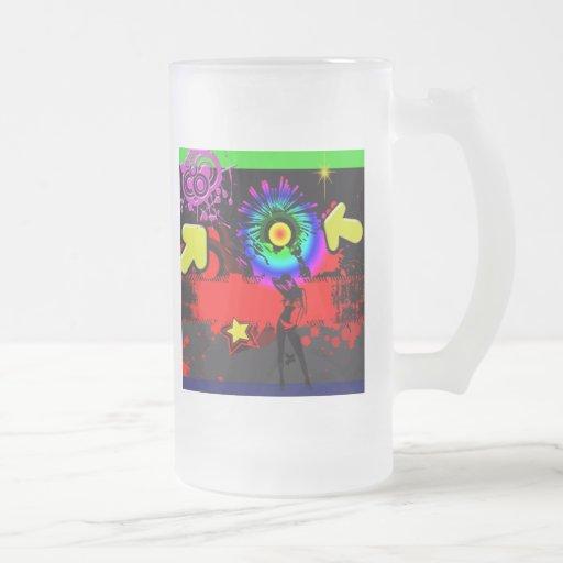 Pop Explosion Mugs