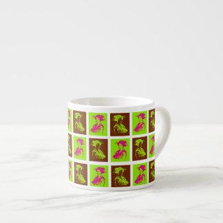 Pop Geishas Espresso Mug