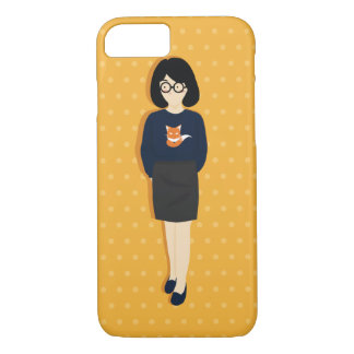 Pop Girl 2 iPhone 7 Case
