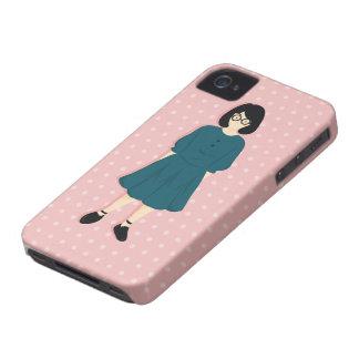 pop Girl 3 iPhone 4 Case