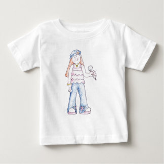 Pop Girl Baby T-Shirt