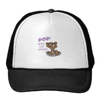 POP GOES THE WEASEL CAP