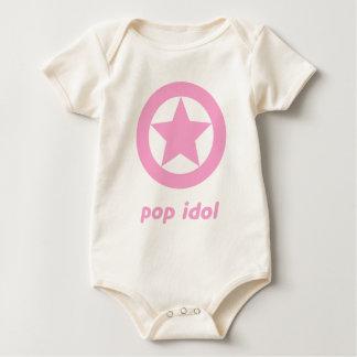 Pop Idol Baby Girls Creeper
