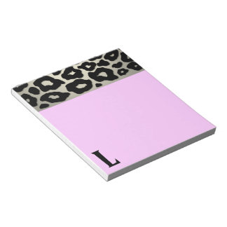 Pop Leopard Pattern Notepads