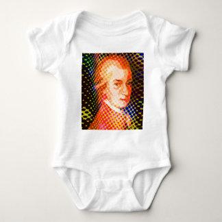 Pop Mozart Baby Bodysuit