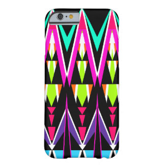 Pop Neon Tribal Barely There iPhone 6 Case