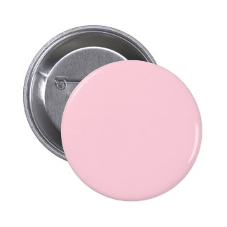 Pop of Color PASTEL PINK Custom Zazzle Gift 3 6 Cm Round Badge