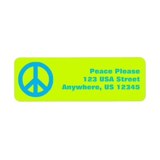 Pop Peace Sign