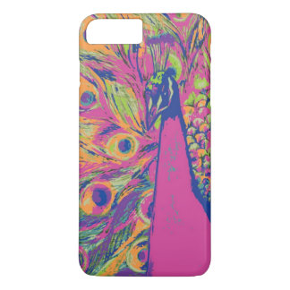 Pop Peacock iPhone 8 Plus/7 Plus Case