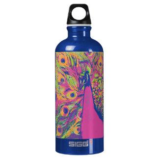 Pop Peacock SIGG Traveller 0.6L Water Bottle