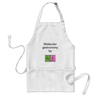 Pop periodic table name apron
