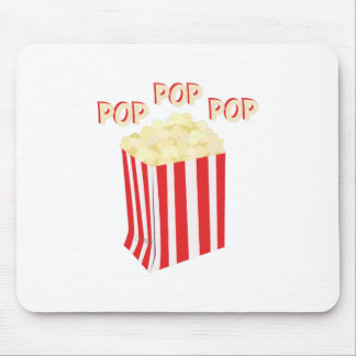 Pop Popcorn Mouse Mat