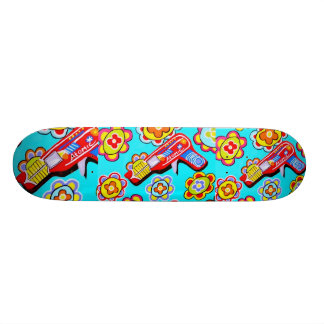 pop ray gun skate boards