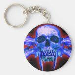 pop-skulls schlüsselbänder