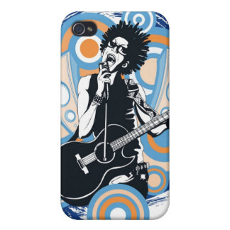 Pop Star Cover For iPhone 4
