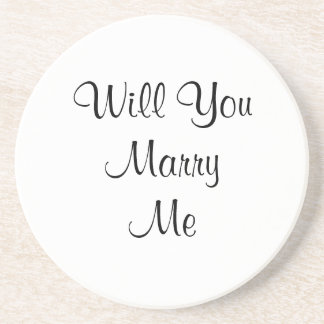 Pop The Question Coaster