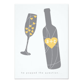 Shop Zazzle's selection of engagement party invitations for your special day!