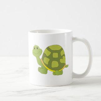 Pop Turtle! Basic White Mug