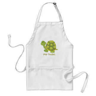Pop Turtle! Standard Apron