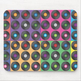 Pop Vinyls Mouse Pad