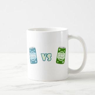 Pop vs Soda Mug