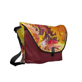 Pop Wizard Messenger Bag design by deprise brescia