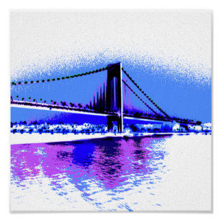 PopArt Bridge print