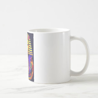 PopArt does Basic White Mug