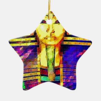 PopArt does Ceramic Star Decoration