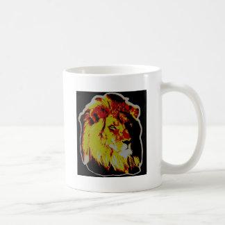 PopArt Lion Mug