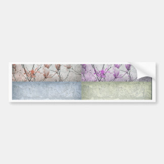 popart,vintage style,grunge,floral,beautiful,girly bumper stickers