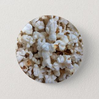 Popcorn 6 Cm Round Badge
