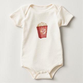 Popcorn! Baby Bodysuit
